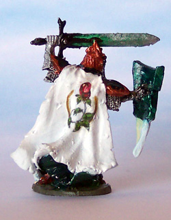 dragonborn miniature dungeons dragons wotc wizards of the coast conversion paint